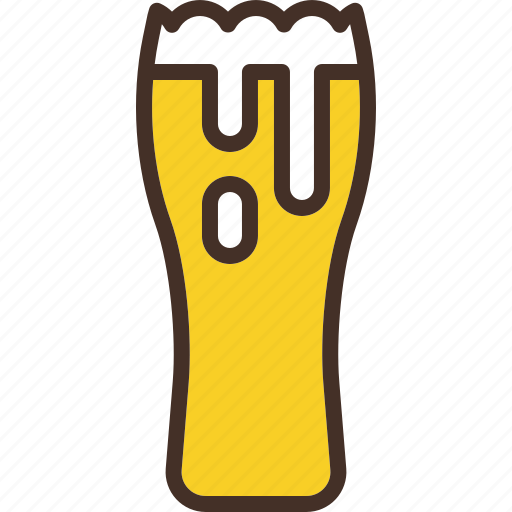 alcohol, beer, craft, drink, glass icon