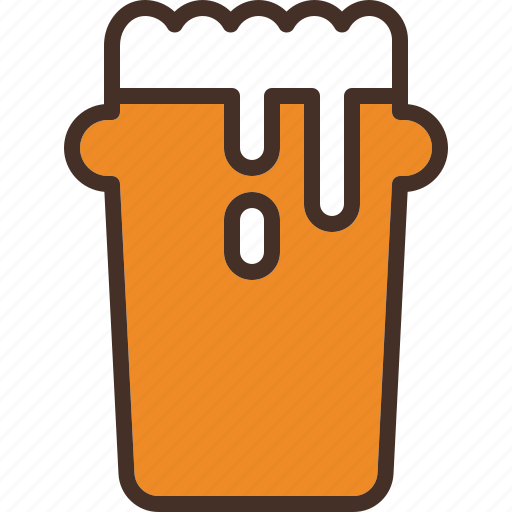 Alcohol, beer, drink, glass, pint icon - Download on Iconfinder