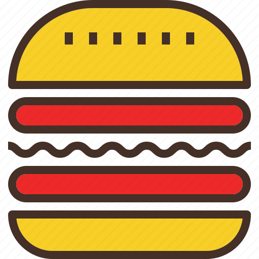 beef, cheese, fast, food, hamburger, junk icon