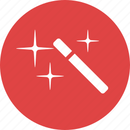 editing, enhance, filter, magic, photo, wand icon