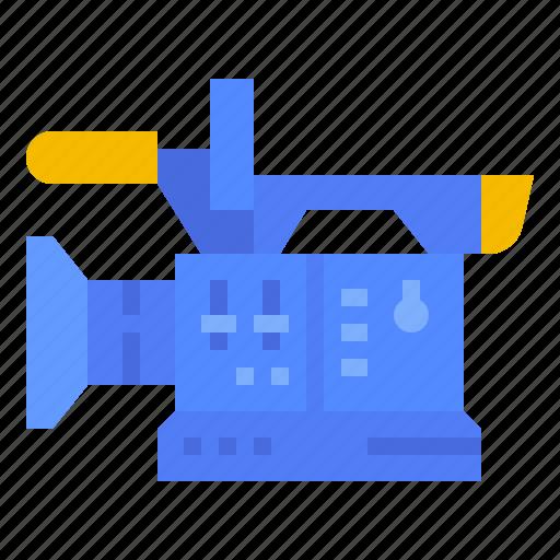 camera, cinema, film, video icon