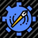 edit, graphic, pen, tools icon