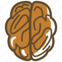 brain, brainstorming, mind, think icon