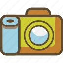camera, photo, photographer icon