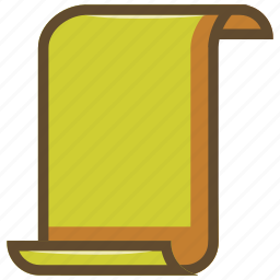 document, paper, write icon