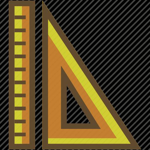 measure, ruler icon