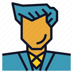 avatar, character, cool, guest, man, speaker icon