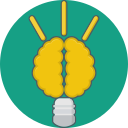 creative, creative idea, energy, idea icon