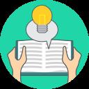 book, energy, idea, knowledge