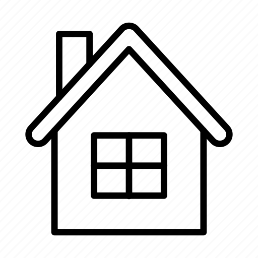 apartment, building, home, house, window icon