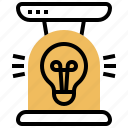 concept, creativity, incubation, innovation, inspiration icon