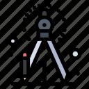 creative, precision, process icon