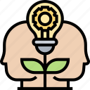 innovation, intelligence, creativity, imagination, illumination