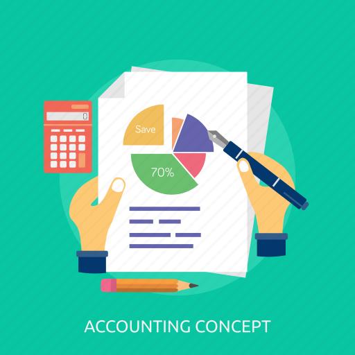 calculator, concept, document, paper, pen, pencil, save icon