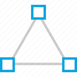 connect, connected, connection, creative icon