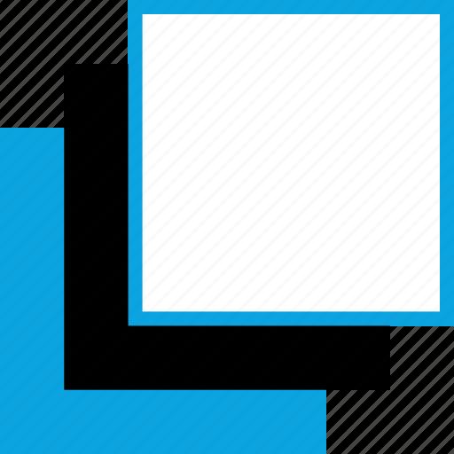 creative, duplicate, layered, layers icon