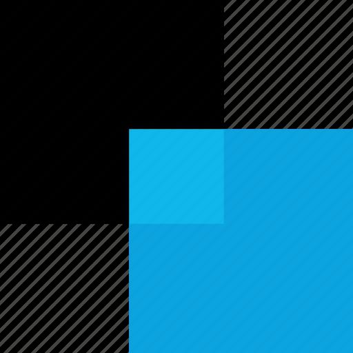 copy, creative, design, layer icon