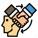 agree, agreement icon