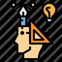 design, graphic, idea icon