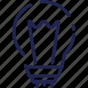 business, light, idea, creative, design, bulb