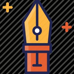 creative, design, graphic, pen, tool icon