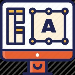 creative, design, graphic, internet, marketing, page, web icon