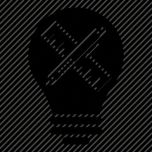 creative, creativity, idea, intelligence, knowledge, science icon