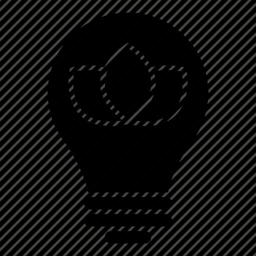 lamp, leaf, leafmaple, maple, organic icon