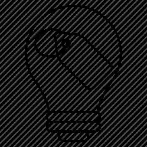 business, creativity, finance, idea, intelligence, knowledge icon