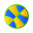 ball, kids, play, toys icon