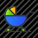 baby, carriage, pram, stroller