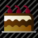 bake, cake, dessert, food