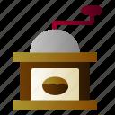 barista, cafe, coffee, grider