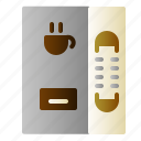 coffee, drink, machine, vending