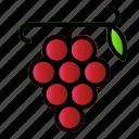 food, fruit, grape, wine