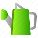 cans, gardening, spring, watering icon