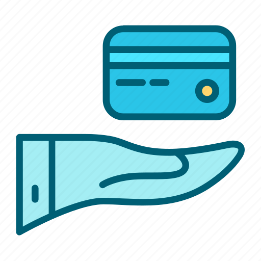 card, credit, debit, finance, pay icon