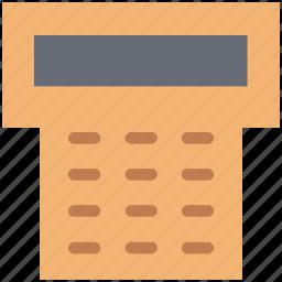 bill machine, invoice machine, invoice teller, kiosk machine, printing machine icon