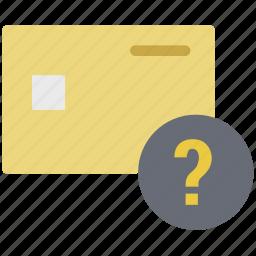 envelope, letter, letter address, letter envelope, unknown address on letter icon