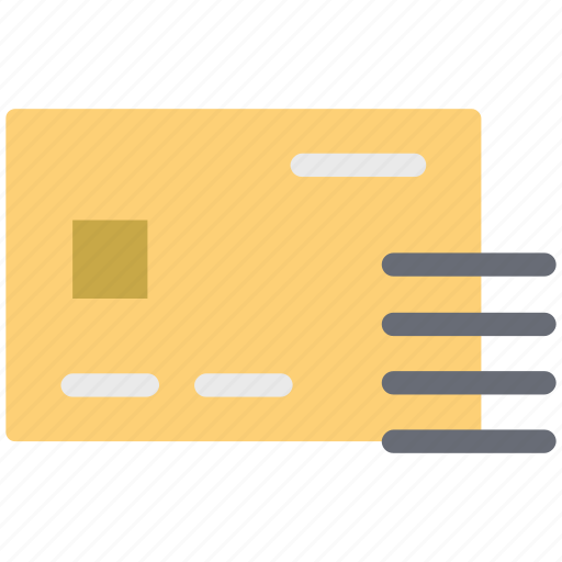 atm card, bank card, consumer card, credit card, debit card, payment card, plastic card icon