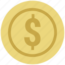 chart, circle, currency, currency value up, dollar sign, dollar value, dollars, finance, financial, money icon