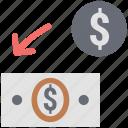 business, dollar sign, earning, entrepreneurship, financial, investment icon