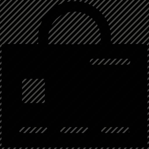 grocery bag, hand bag, reusable shopping bags, shopping bag, tote bag icon