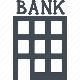 bank, credit, money, saving icon