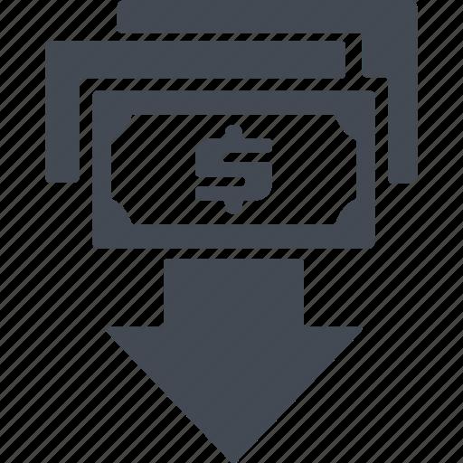 Credit, denomination, payment, finance icon - Download on Iconfinder