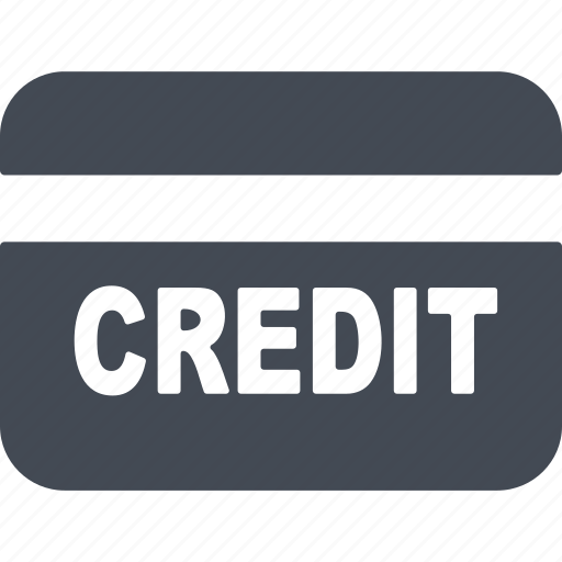 credit, credit card, payment, saving icon