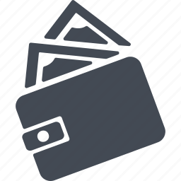 credit, money, payment, purse icon