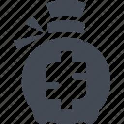 bag, credit, money, payment, saving icon