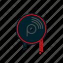 blood, cd-rom, disc, dripping, dvd, liquid, melting icon