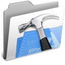 developer, folder icon